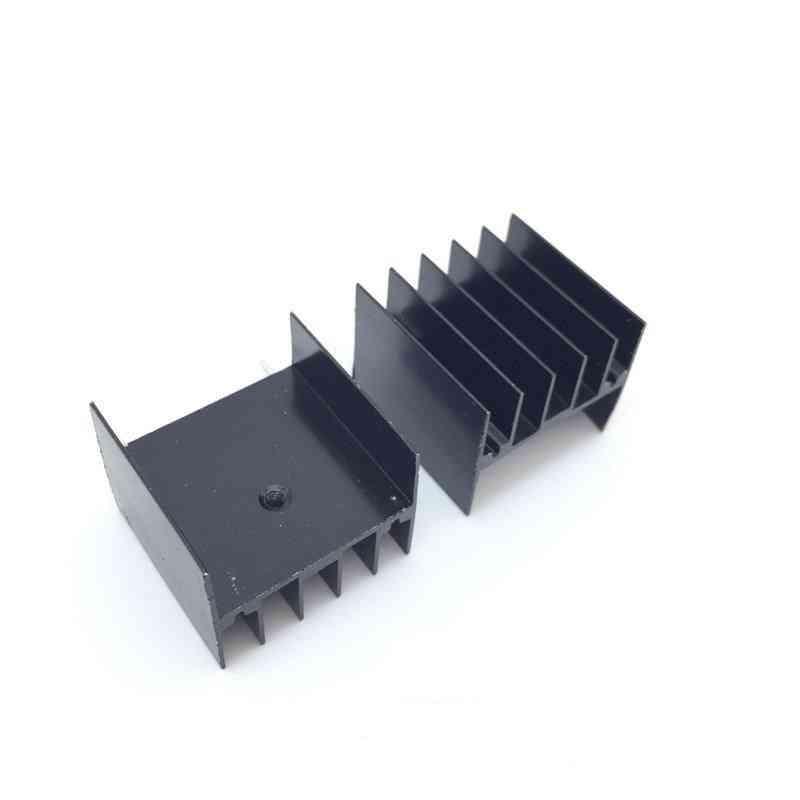 Aluminum Heat Sink Transistor