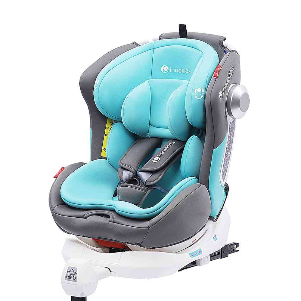 Baby Car Seat, 360-degree Rotating Seat