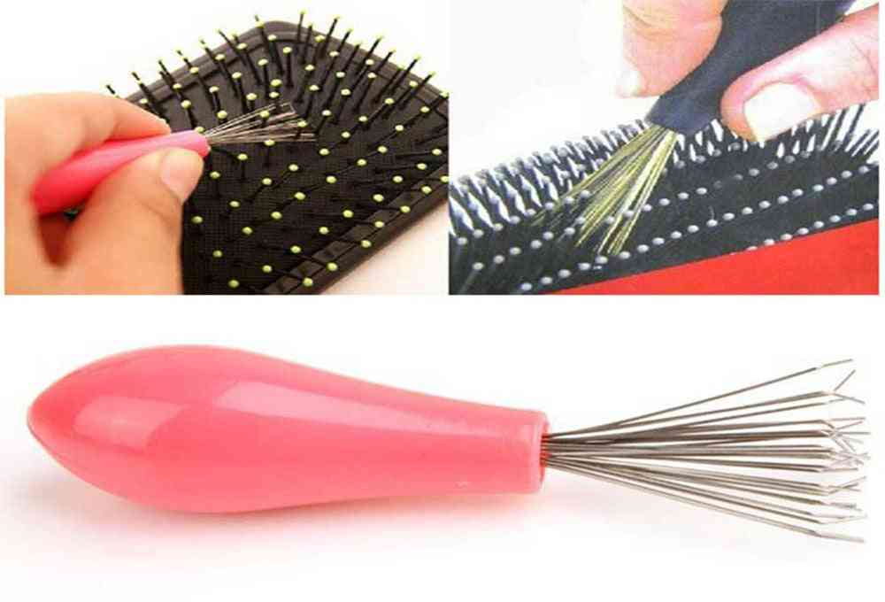 Comb Hair Brush Cleaner Cleaning Remover