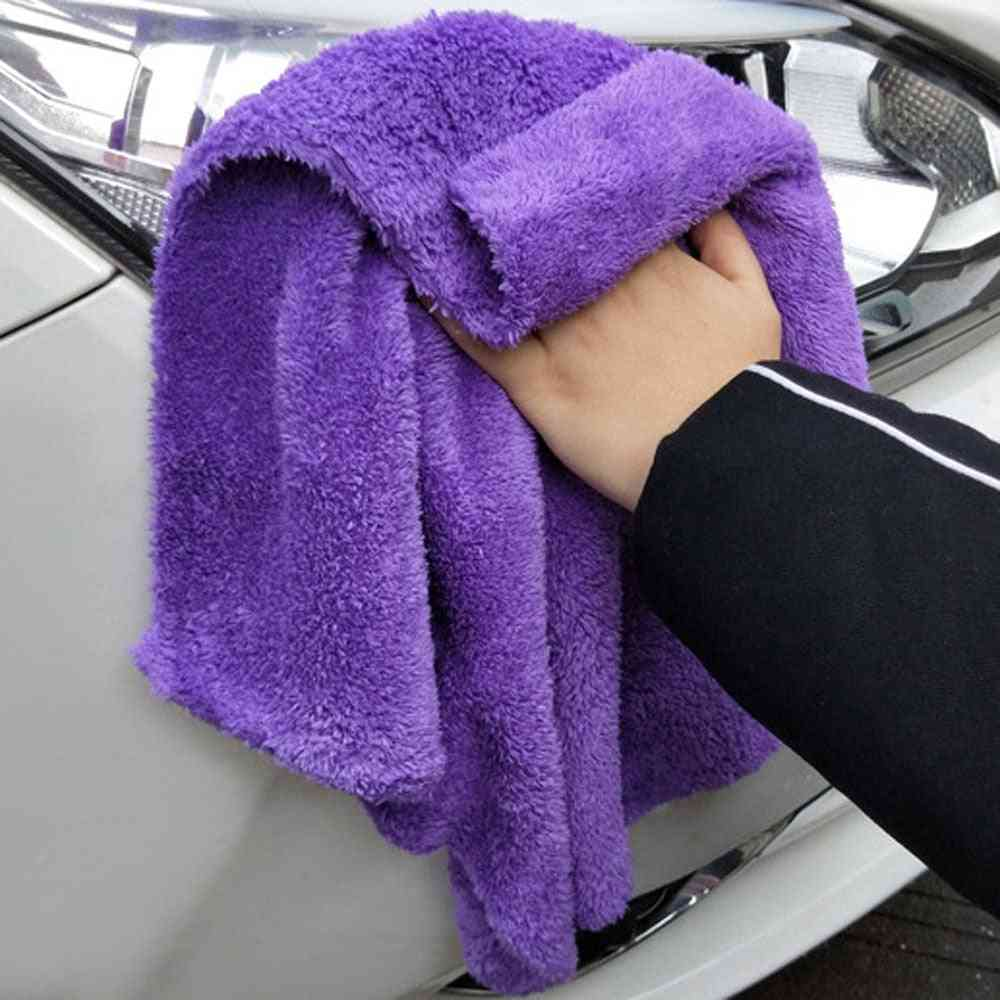 Super Absorbent Car Care Wash Cleaning Cloth Microfiber Towel