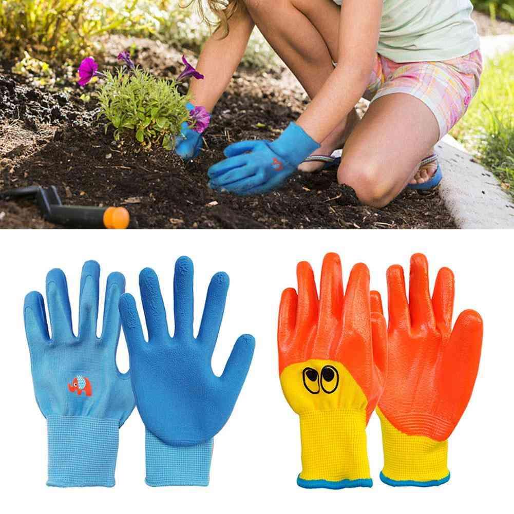Protective Durable Waterproof Garden Gloves