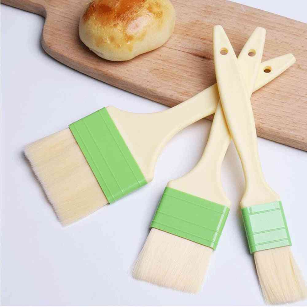 Multifunction Pastry Food Grade Bbq Cake Brushes