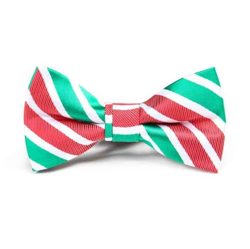 Christmas Bow Tie Snowflake