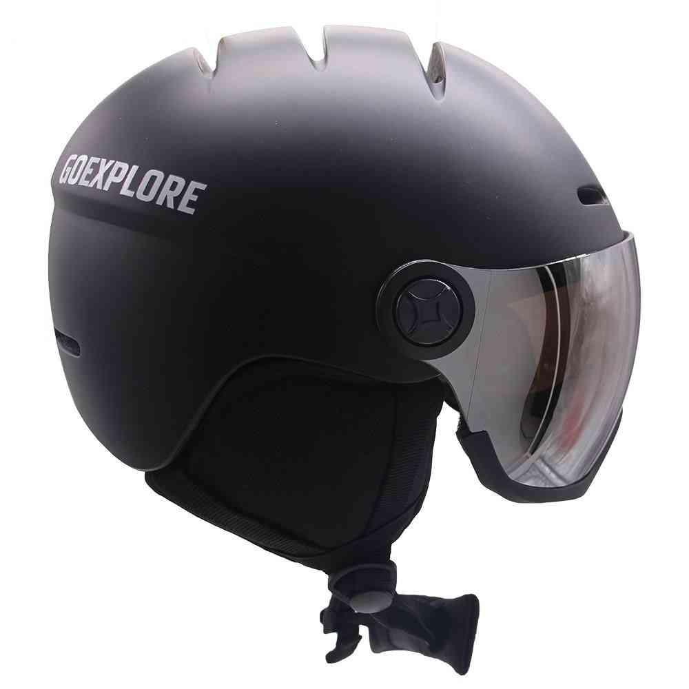 Ski Snow Skateboard Safety Helmet Men Women