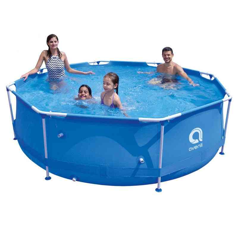 Summer Extra Large Bracket Frame Swimming Pool Thickened Outdoor Courtyard Household Family Adult Water Party
