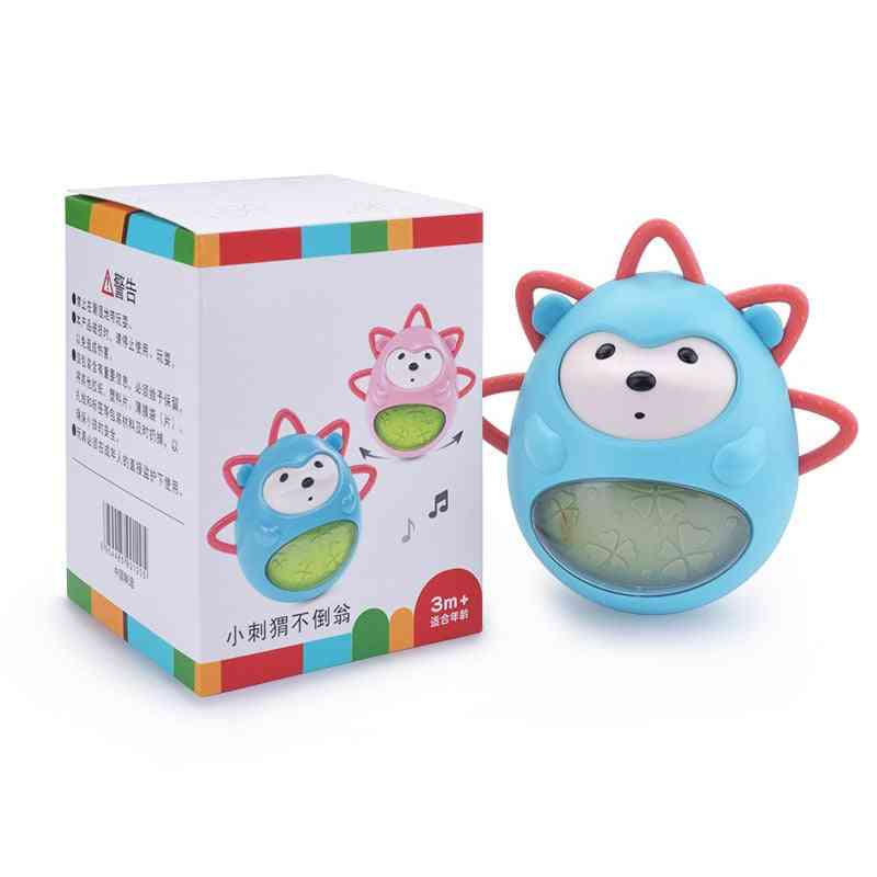 Baby 0 12 Months Newborns Bathing Soft For Baby Boy 1 Year Girl Infant Rattles Montessori Tumbler Mobile Bell Toy