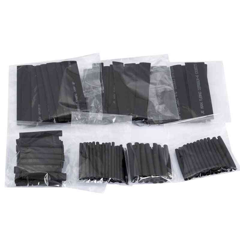Heat Shrink Sleeving Tube Assortment Kit, Electrical Connection, Wire Wrap Cable, Waterproof Shrinkage