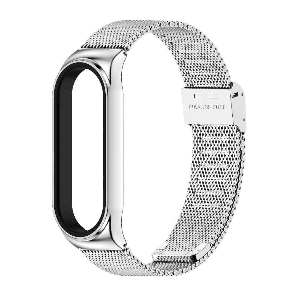 Bracelet Metal Watch Band, Smart Wristband, Nfc Global Version