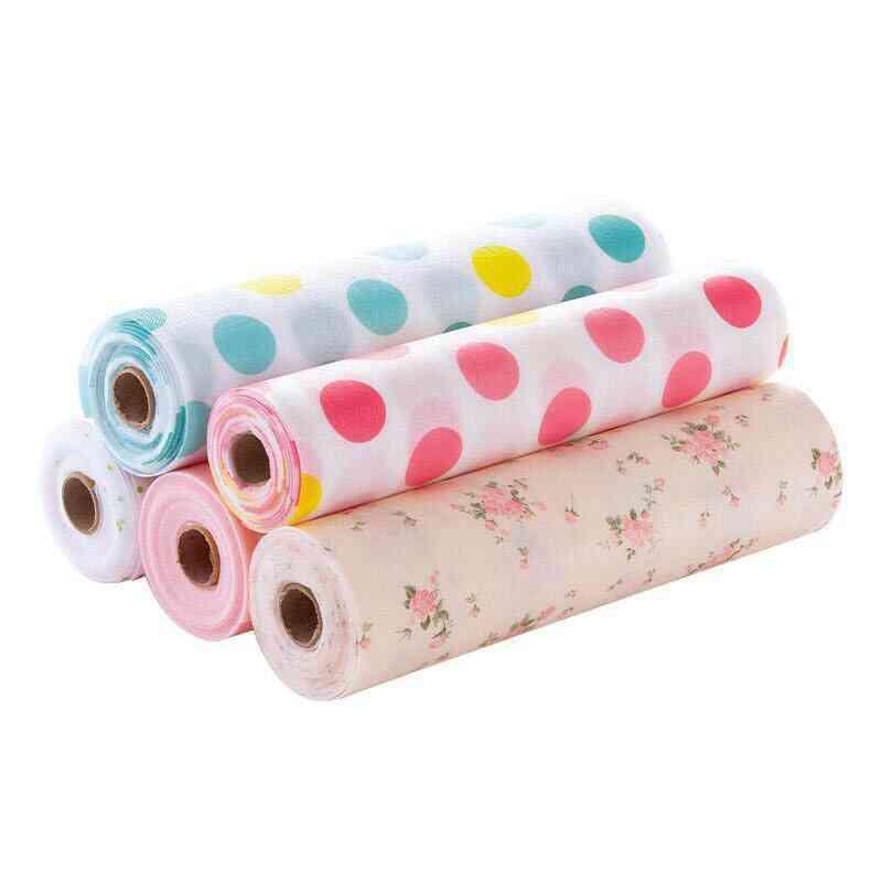 Cabinets Pad Paper Anti-oil Drawer Home Wardrobe Mat Kitchen Gadgets Tools