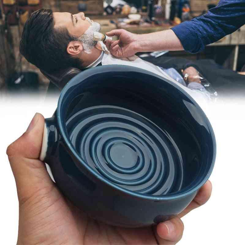 Ceramic Shaving Lather Bowl
