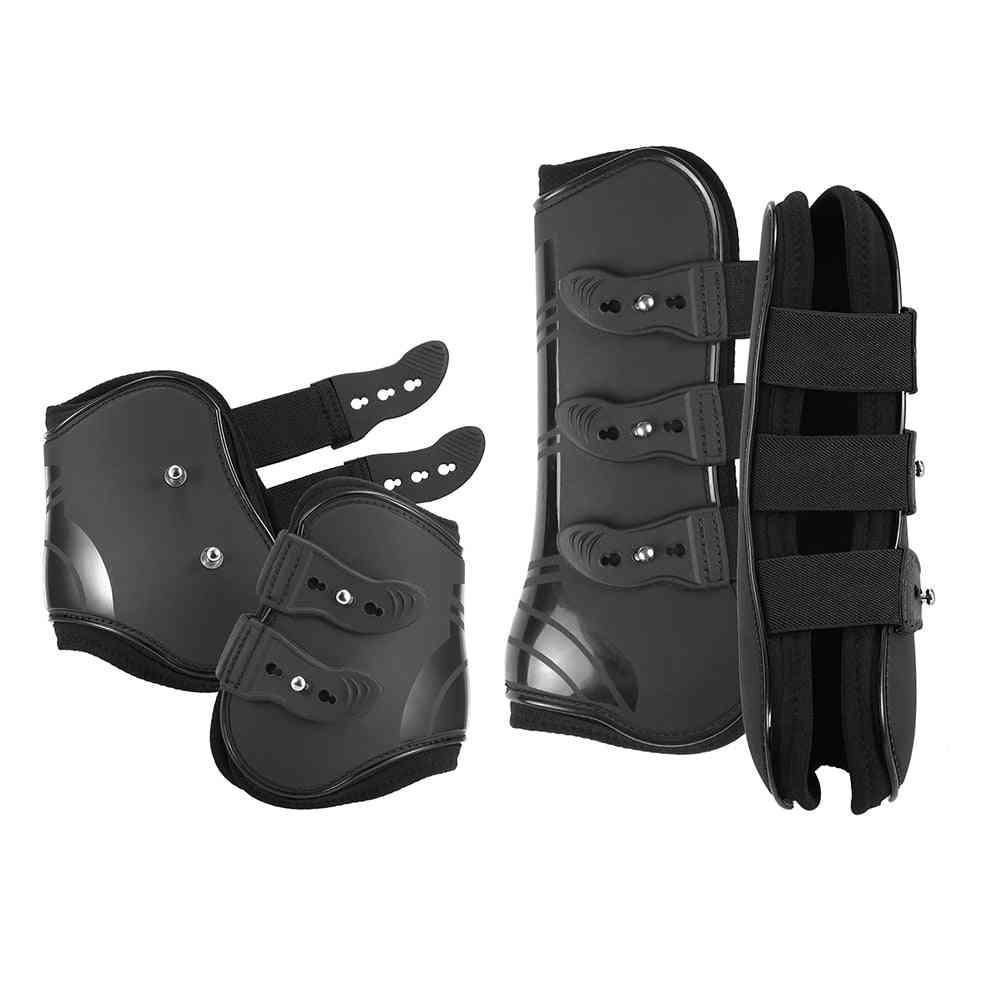 Adjustable Horse Leg Boots