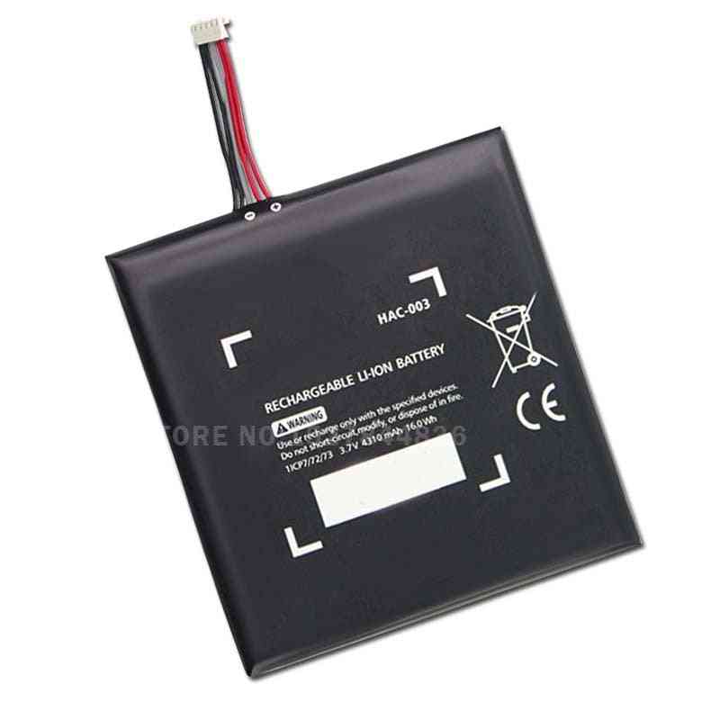 Battery Replacement Repair For Nintendo, Switch Game Console, Internal Cell
