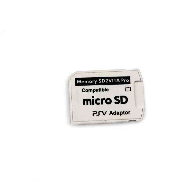 Memory Tf Game Card, Adapter System Sd Micro Cards