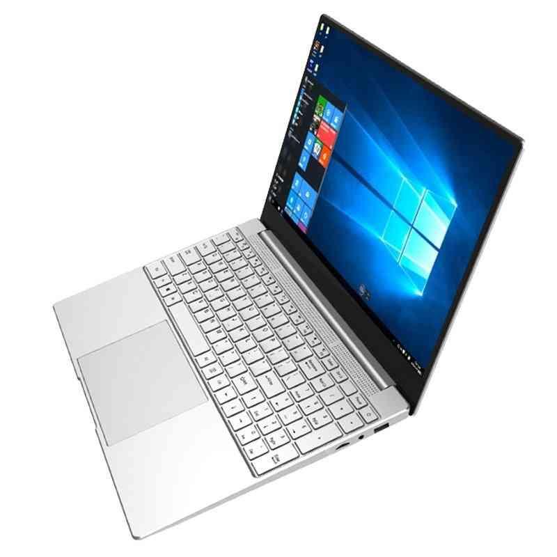 15.6 Inch 8-512gb 1tb Sata2.5 Ssd Rom With Backlit Keyboard Quad Core Laptop