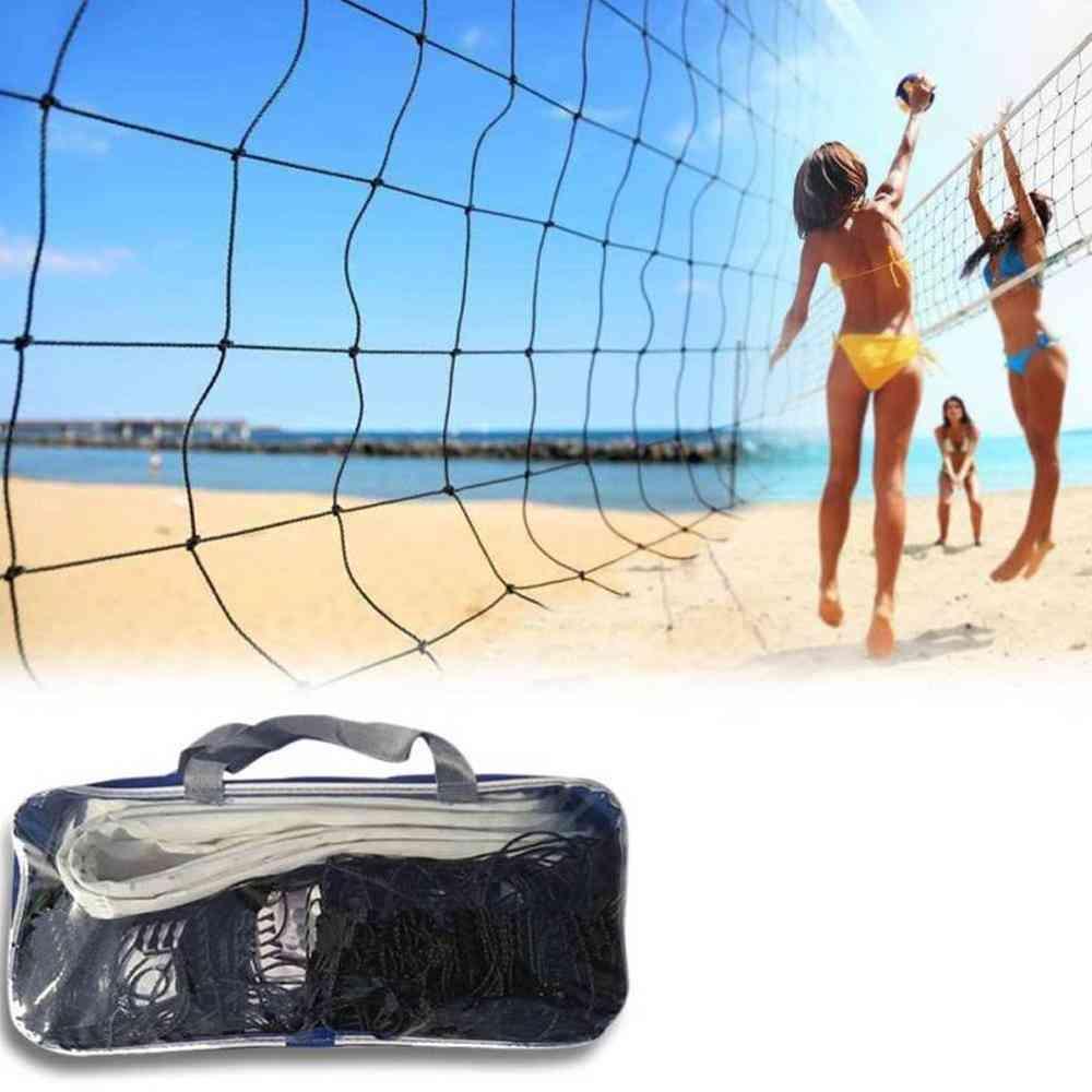 Portable Badminton Volleyball Net Indoor Or Outdoor