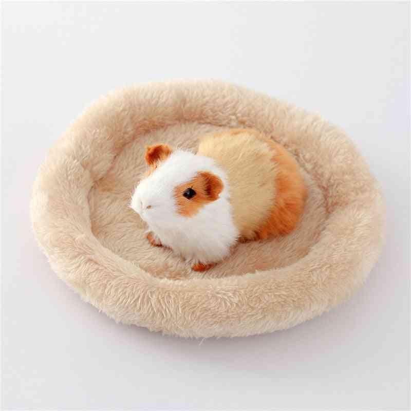 Hamster Nest Pad, Warm Pet Cushion Pad