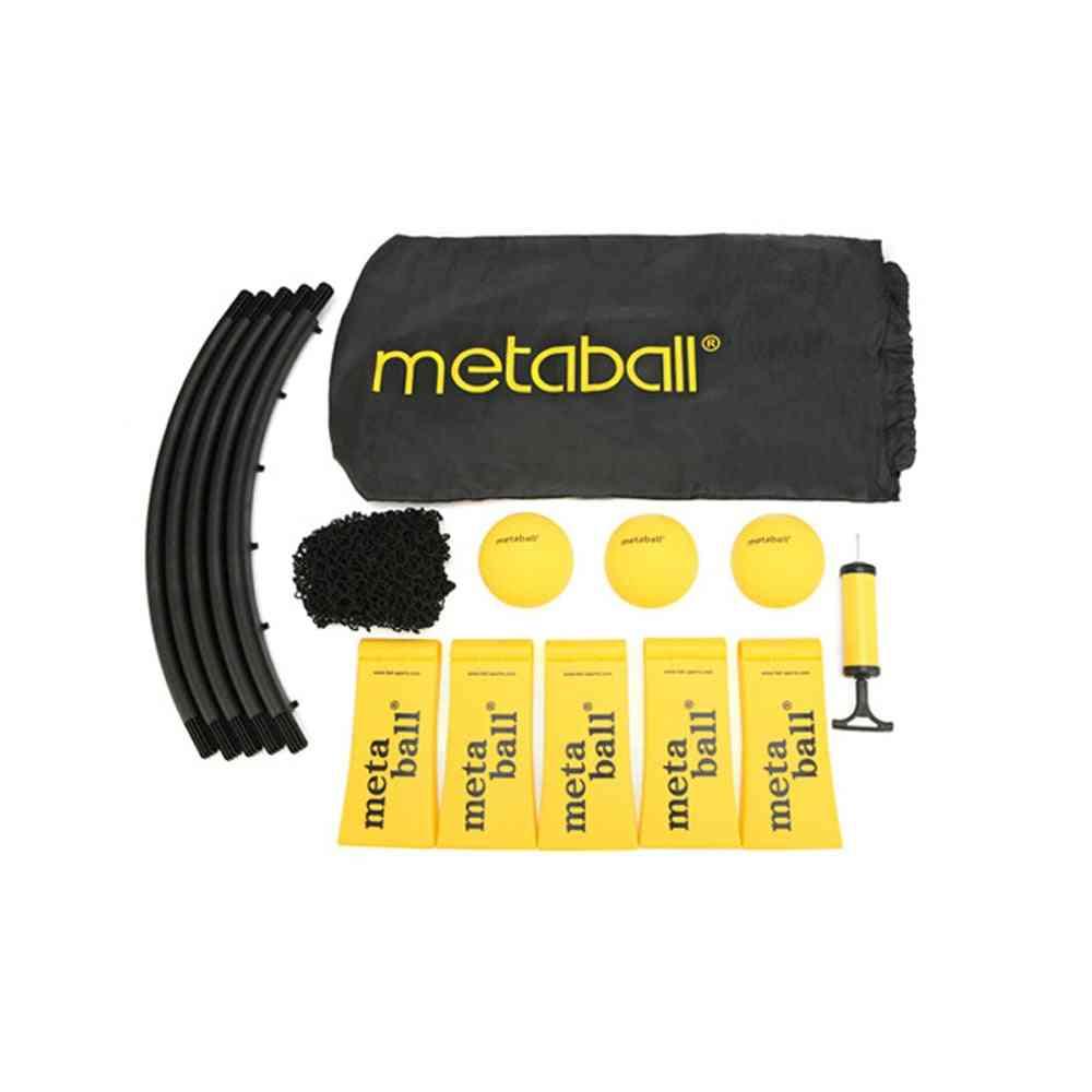 Mini Beach Volleyball Spike Balls Game Set