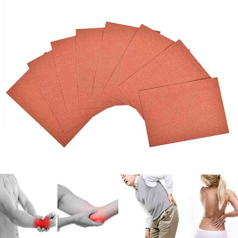 Neck Waist Pain Relief Patches, Chinese Medical Plaster