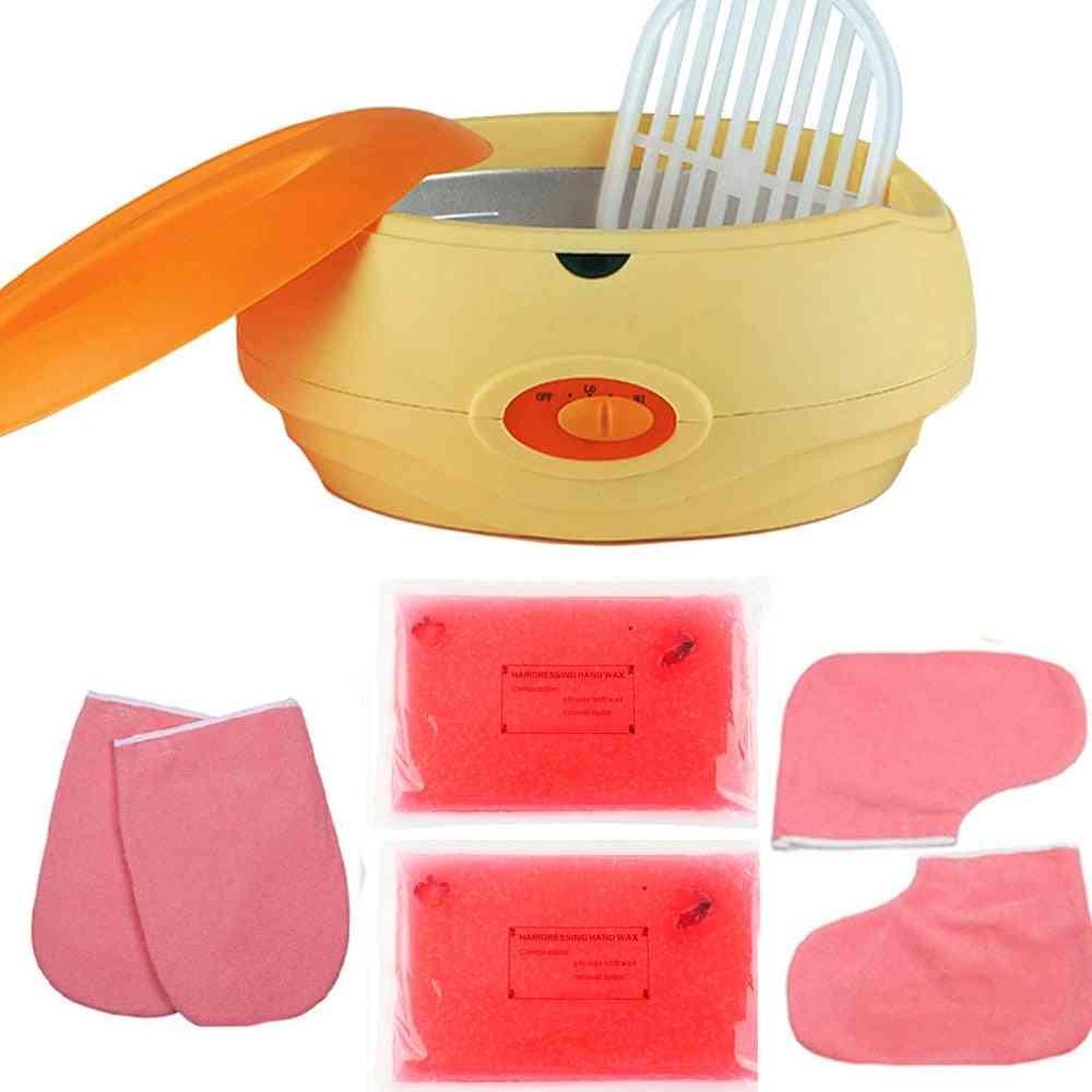 Wax Bath Hands Mask Pot Warmer Beauty Salon Spa Heater