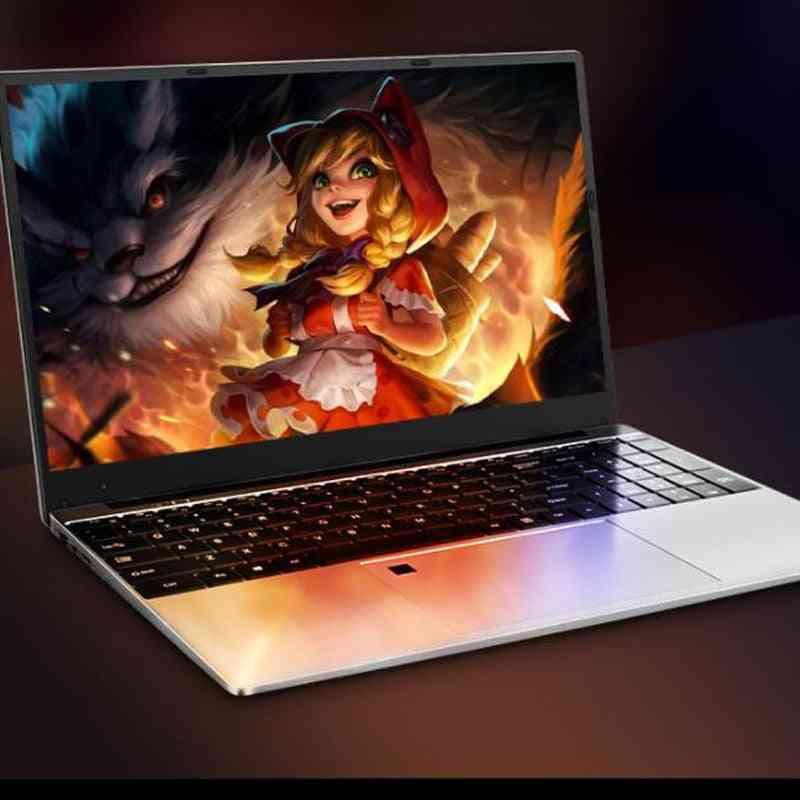Metal Ultrabook Computer Wifi Bluetooth Amd Ryzen Windows 10 Pro Gaming Laptop