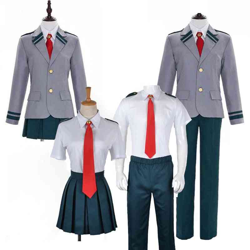 School Uniform Cosplay