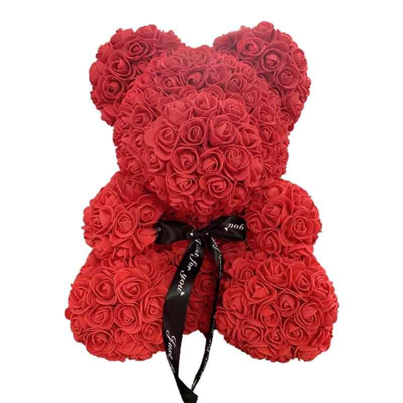 Teddy Rose Bear