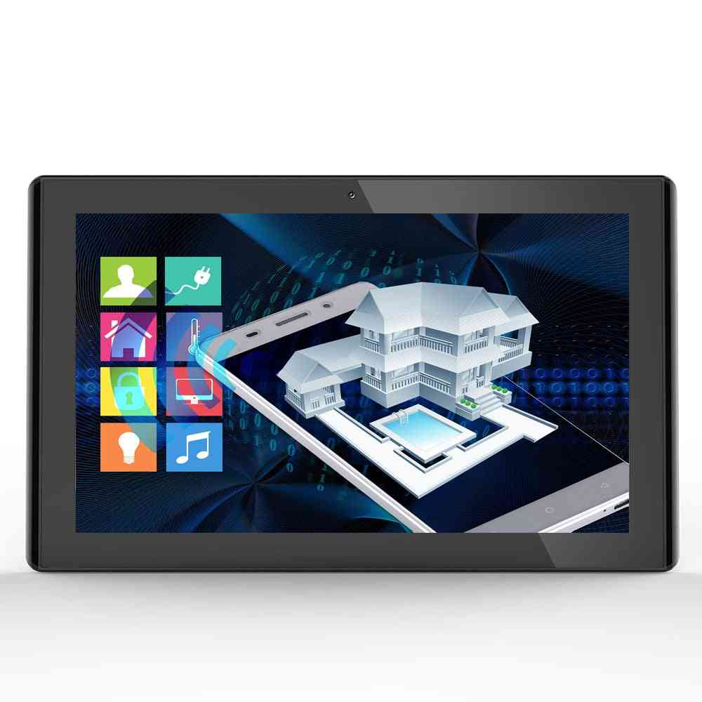 10 Inch Poe Android Tablet Pc Flush Wall Mounted