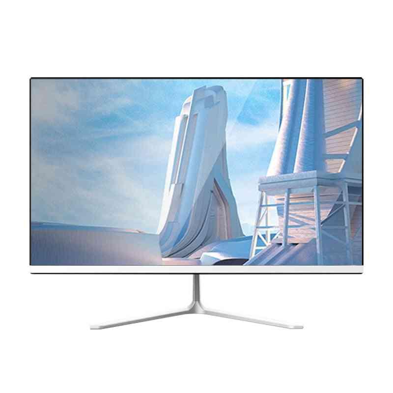 23.6 Inch Office Desktop All-in-one Pc/1080p 99%srgb Intel Quad Core 8g Ram/120g