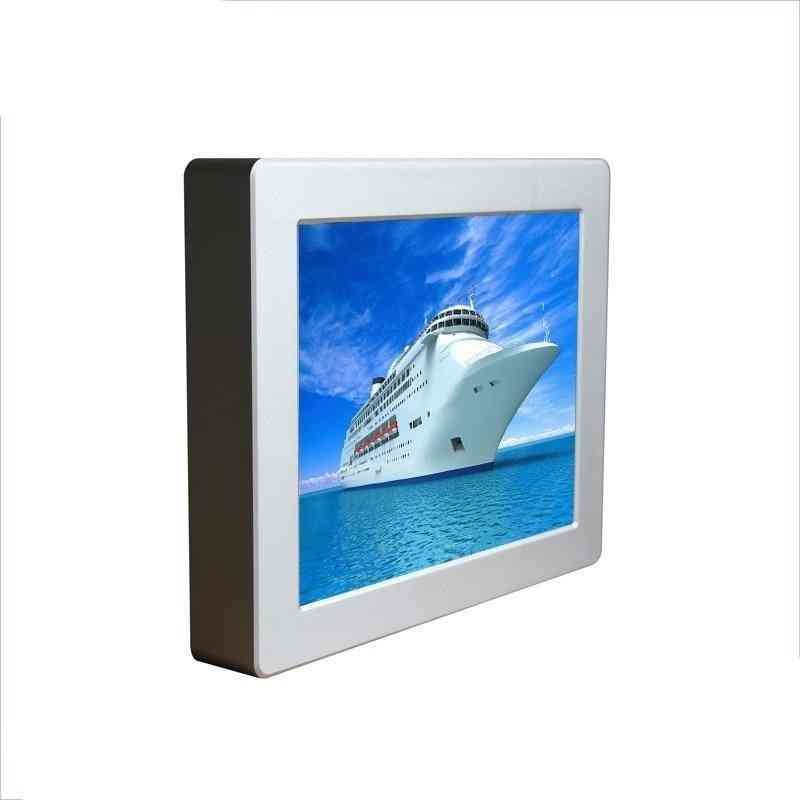 All In One Pc Intel J1900 2.0ghz 4wire Resistive Touch 12 Inch Aluminum Case
