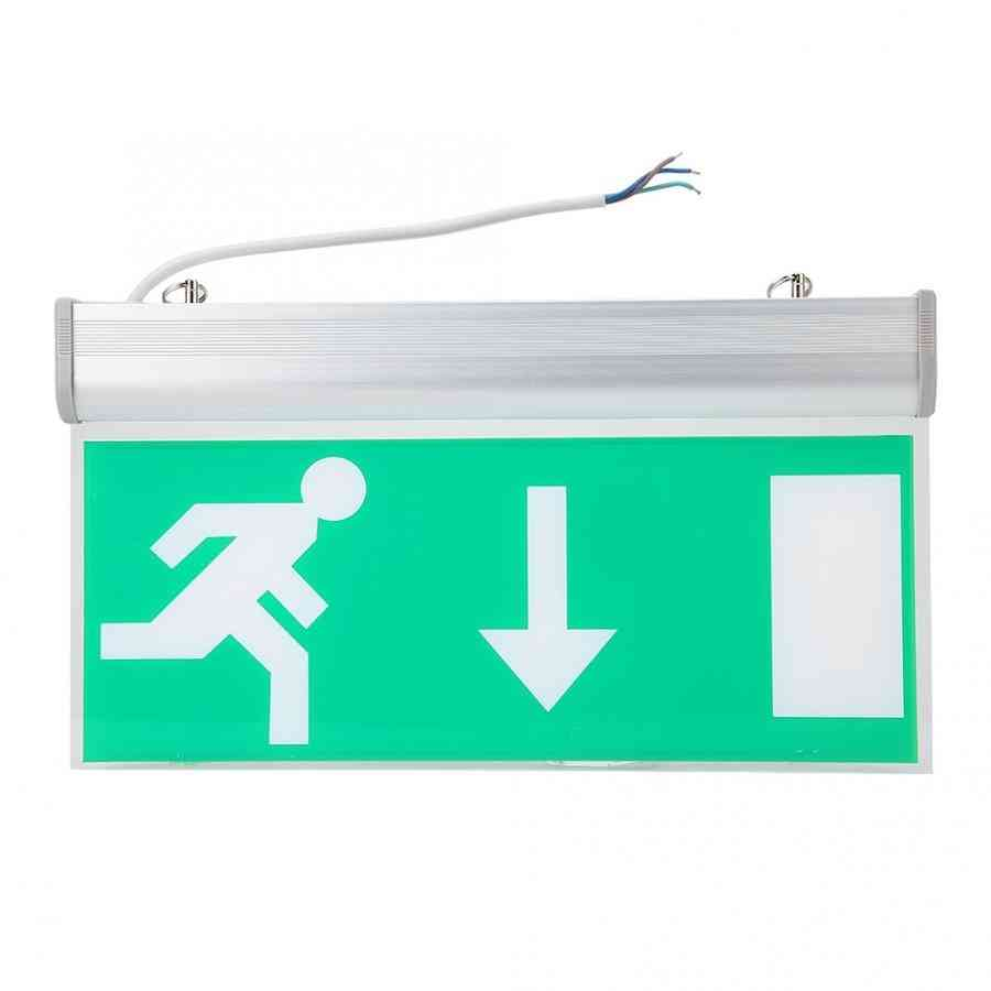 Led Emergency Exit Lighting Sign