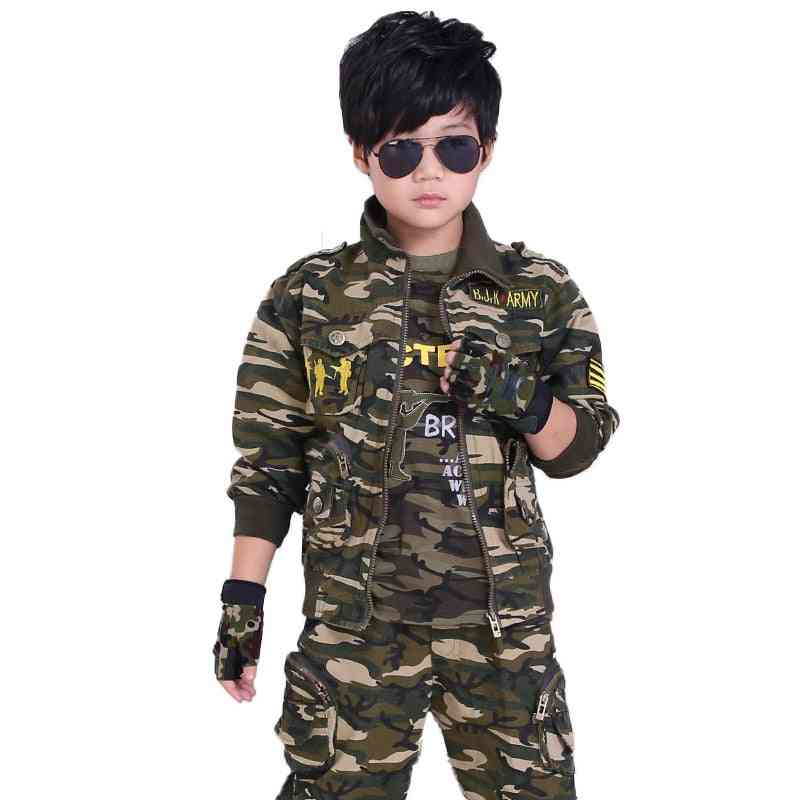 Scout Camouflage Scouting Uniforms