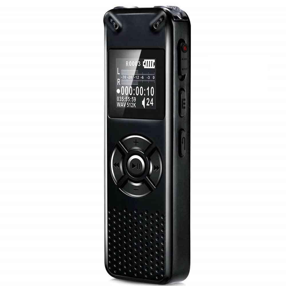 Mini Camera Recording Device, Body Cam For Teaching/court/evidence Micro Audio, Voice Recorder