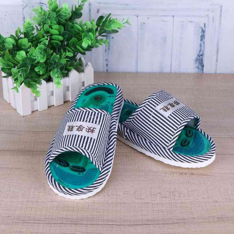 Acupuncture Foot Massage Slippers
