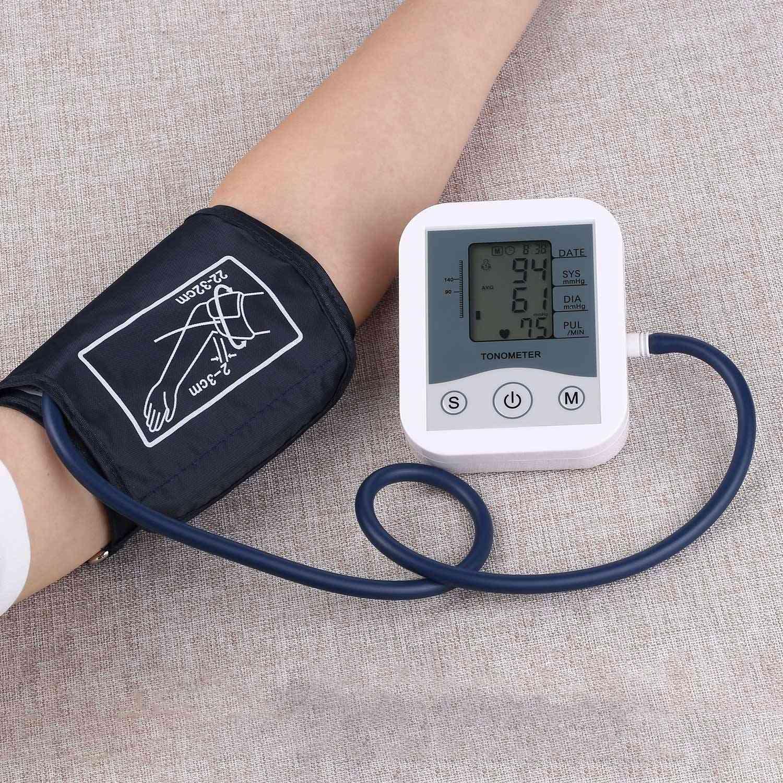 Digital Electronic Mini Blood Pressure Meter Tonometer