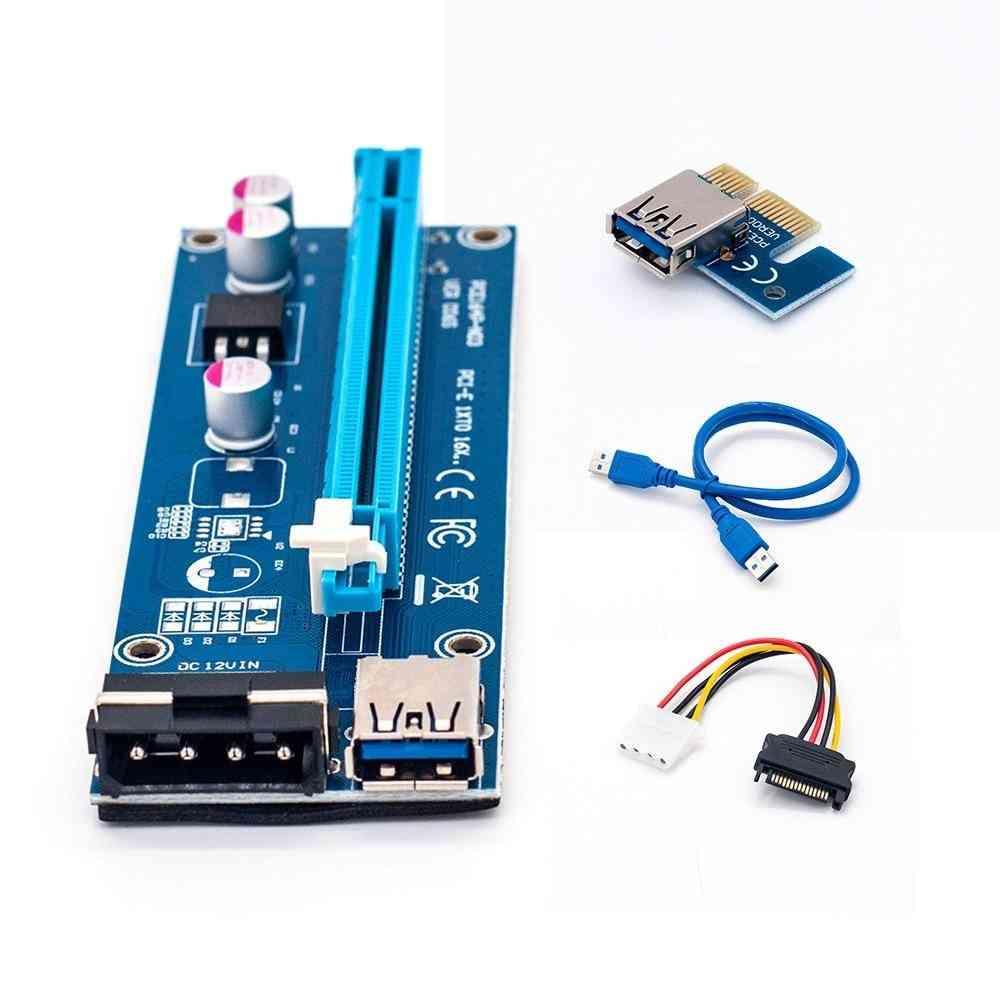 Extender Riser Adapter Card Sata