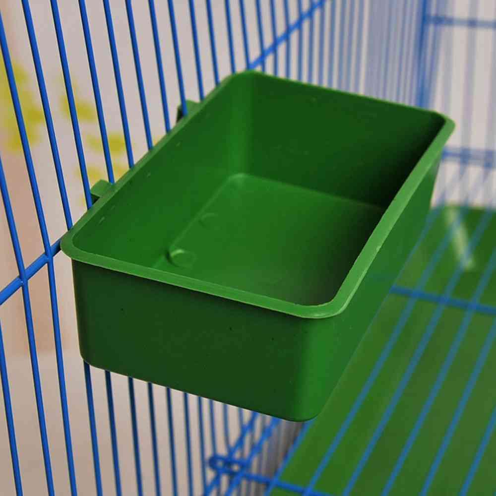 Green Food Tray