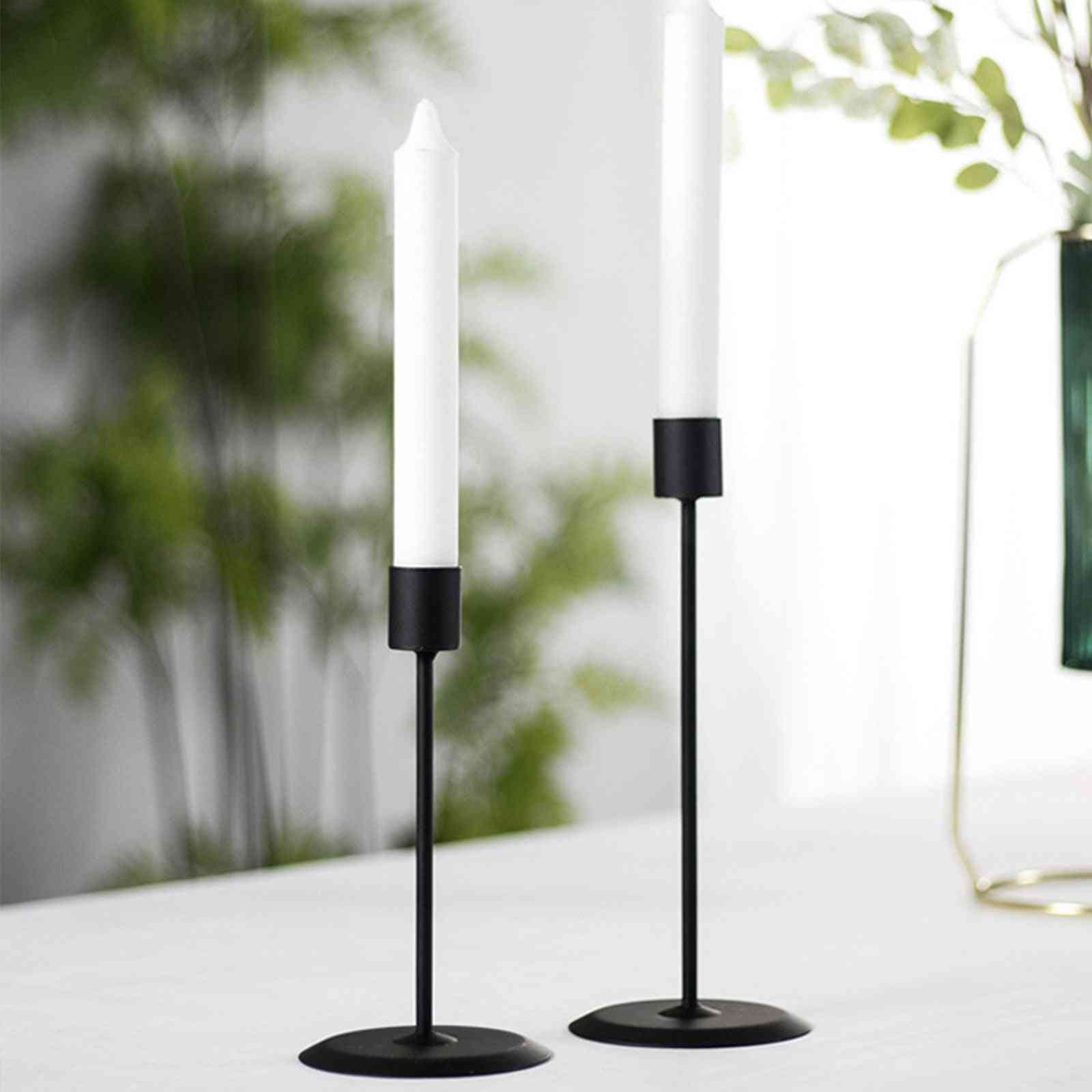 2 Pieces Candle Holder