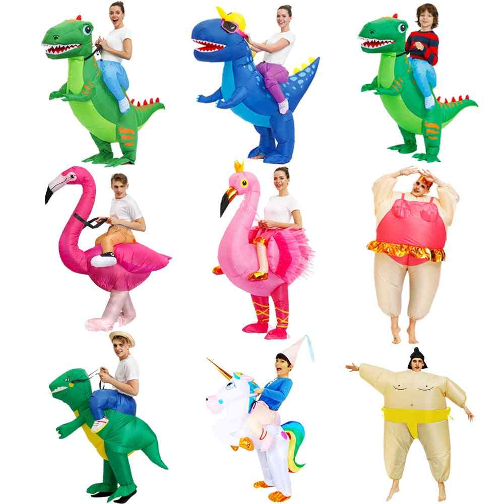 Dinosaur Inflatable Dress
