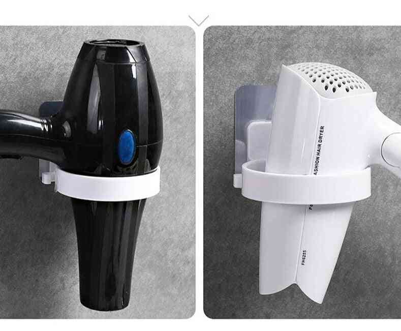High Quality Wall-mounted Hair Dryer Holder
