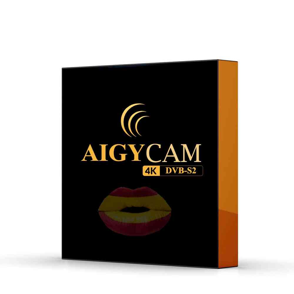 Aigycam Stable Product Satellite Box, Key Remote Control For Aigycam Box Only