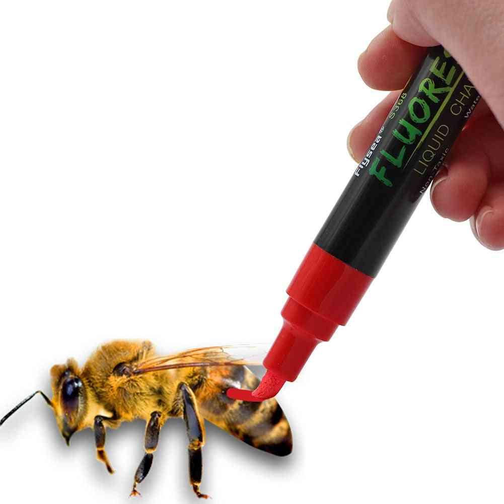 Queen King Bee Marker Pen Optional Queen Bee Marking Pen Bevel Beekeeping Tools