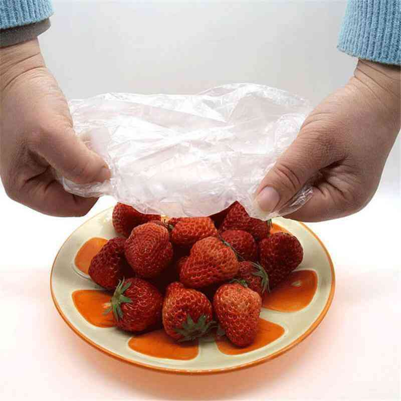 Disposable Reusable Bowl Covers With Elastic