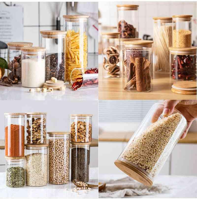 Kitchen Food Storage Tank Miscellaneous Grain Organizer