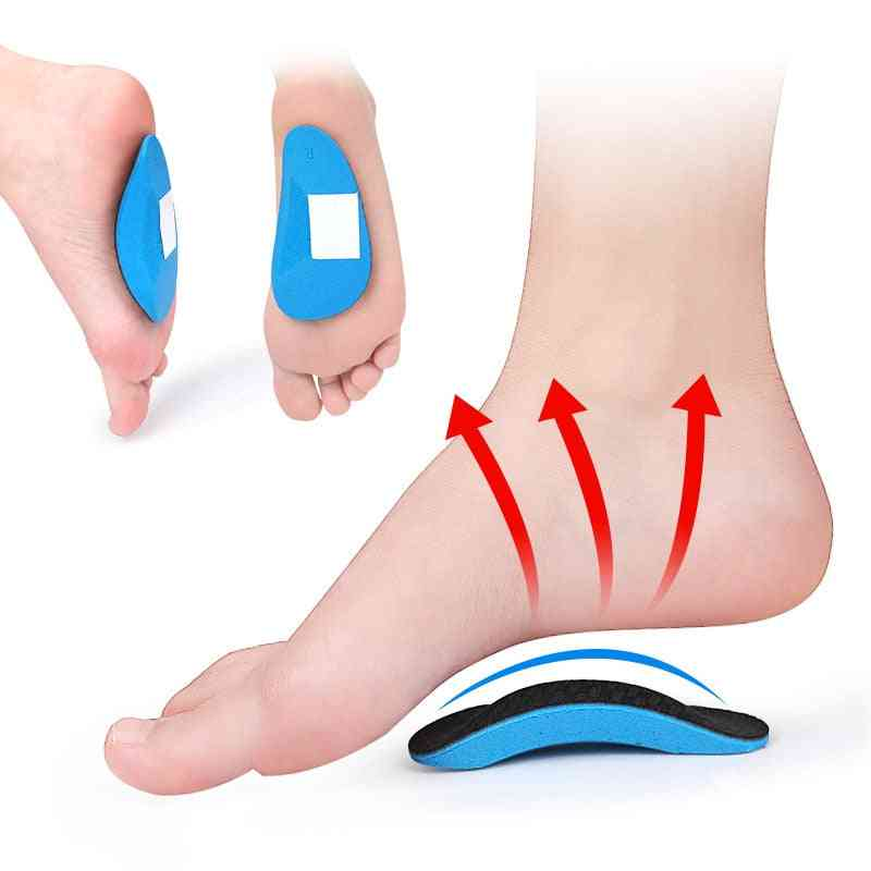 Eva Orthopedic Insoles Inner Outer Eight-shaped Foot Pad