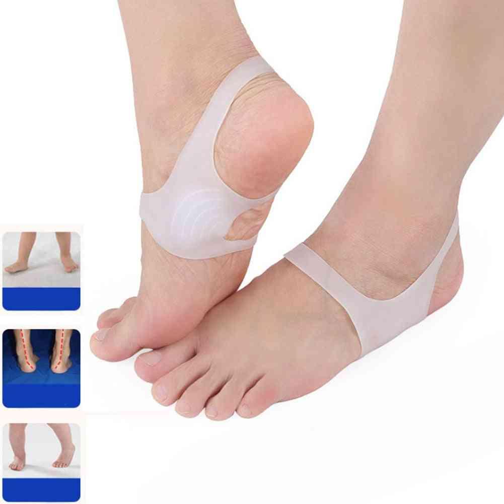 Brace Shoe Inserts Correction Soft Gel Pads