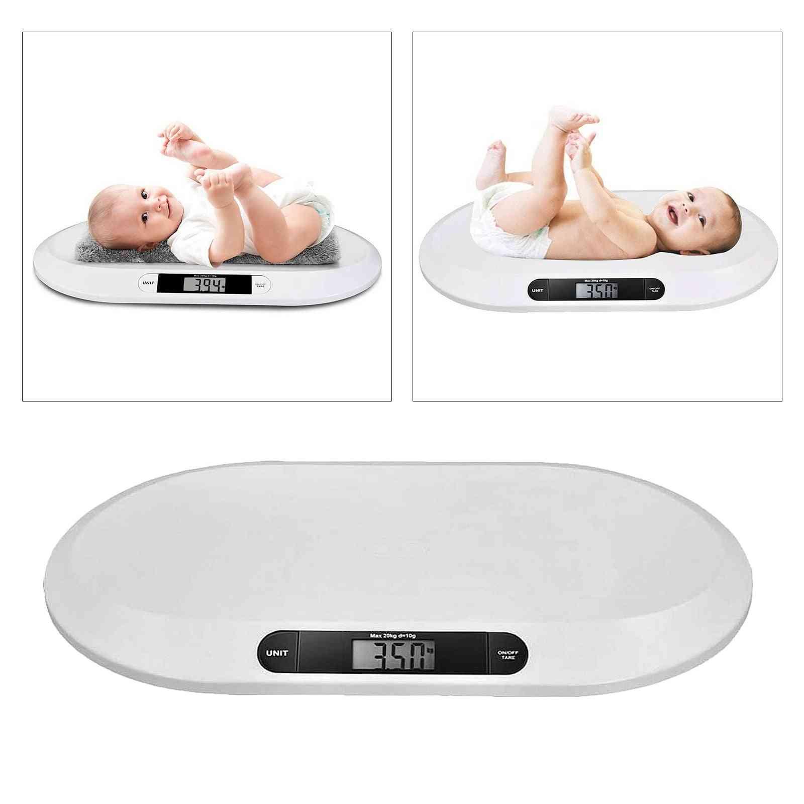 Digital Baby Scale Ugraded Family Digital Scale