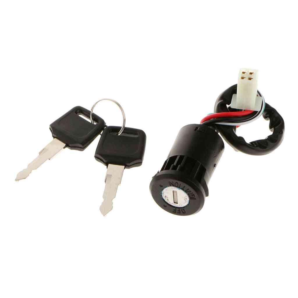 Key Ignition Switch