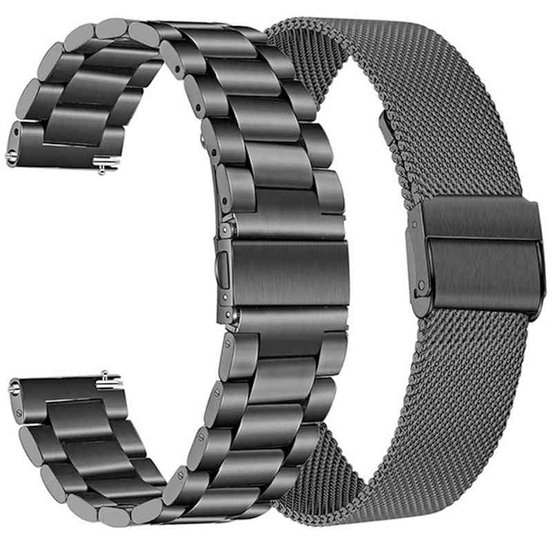 Metal Straps, Magic Smart Band Bracelet, Stainless, Wristband