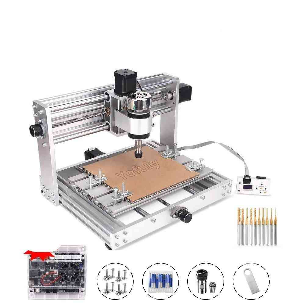 Metal Engraving Machine Grbl Control
