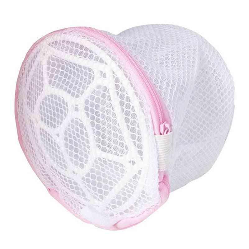 Washing Mesh Clothing Underwear Bag, Net Bra Wash Bag